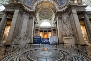 Exposition CLEMENCEAU au PANTHEON