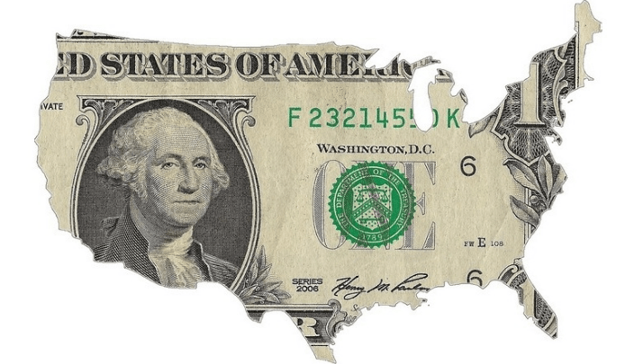 Resesi Menghantui Dolar AS Kembali Tertunduk Lemah