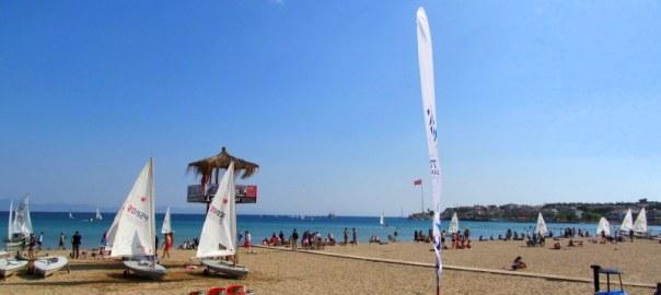 Didim Altinkum plajı