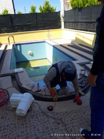 yüzme havuzu tamirat