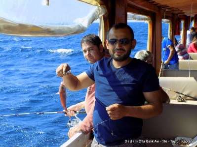 balık avı oltacı