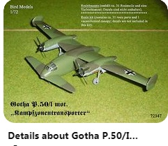 Gotha P.50/I
