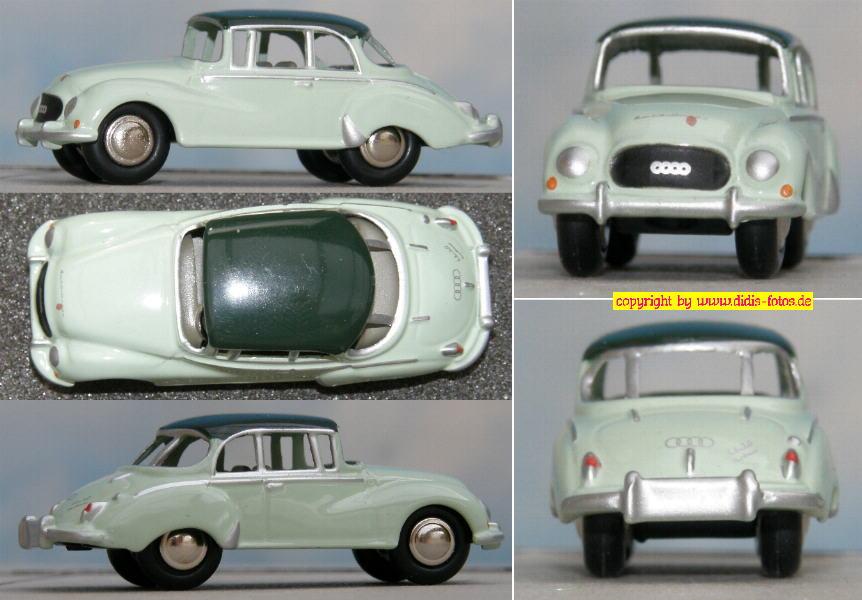 DKW Auto Union  1000S  (Bub 06202)