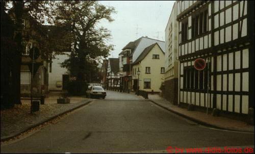 Rheinbach früher