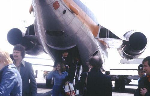 Mallorca 1975 Kegeltour