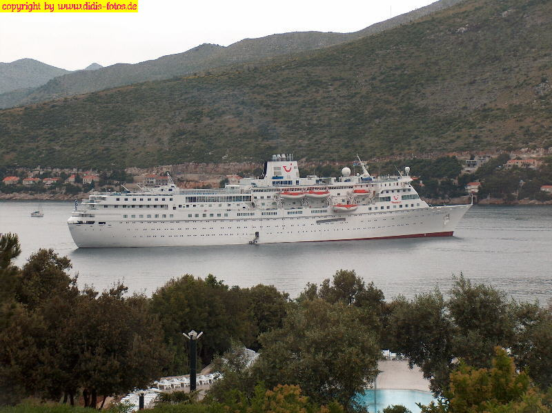 Urlaub in Kroatien 2006, 6. Tag