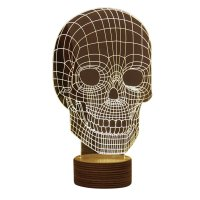 SKULL LAMP FROM MUSEUM OF MODERN ART - Didn't Know I ...