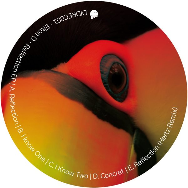 Elton D - Reflection EP with Hertz Remix