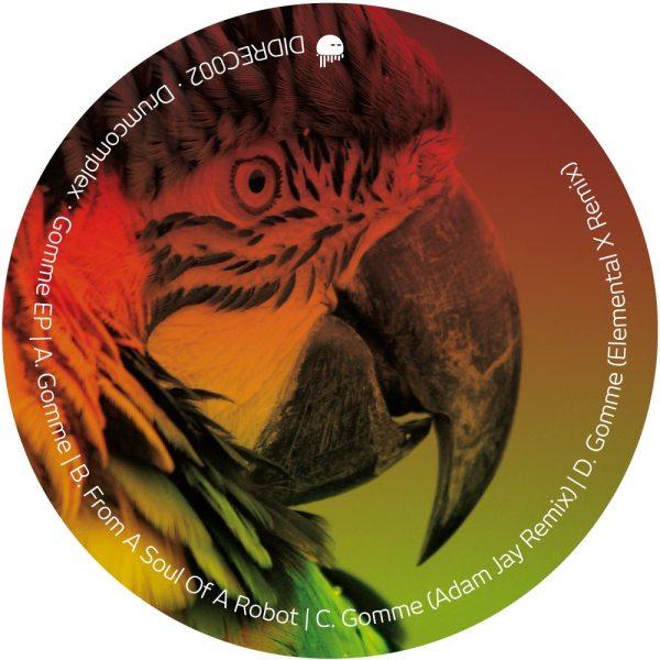 Drumcomplex - Gomme EP