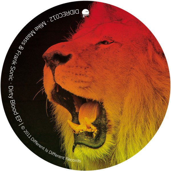 Mike Maas and Frank Sonic - Dirty Blood EP