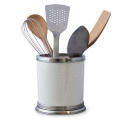Kitchen Tool Holder Decorations Ideas Match Pewter Convivio Utensil