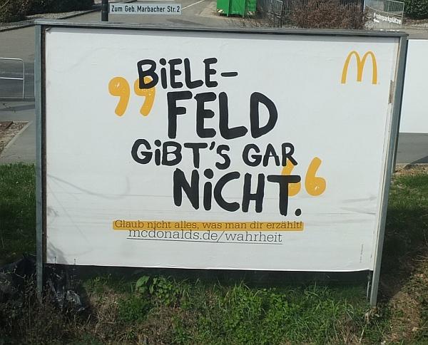 Bielefeldverschwörung