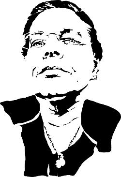 Christine Lehmann, wie sie sich selber sieht