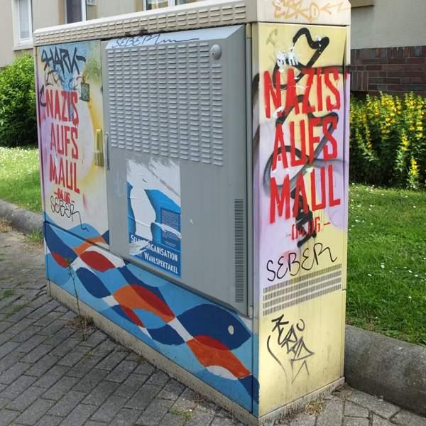Gesehen in Dortmund