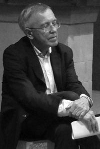 Pfarrer Eberhard Schwarz