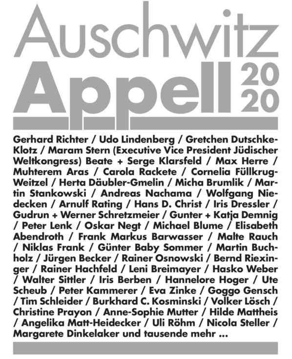 Auschwitz Appell
