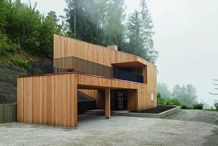 Holzhaus in Piesendorf  Einfamilienhuser