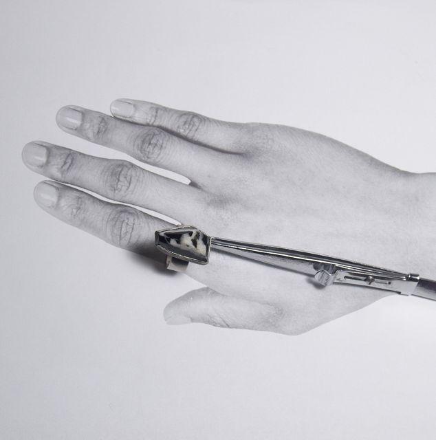 shopprodukt, ring, silberring