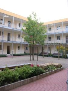 Barrierefreie Wohnungen im Bielefelder Modell mit Nullschwellen, Fotocopyright Ulrike Jocham, die Frau Nullschwelle