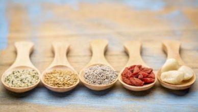 Top 5 der besten Anti-Aging Superfoods