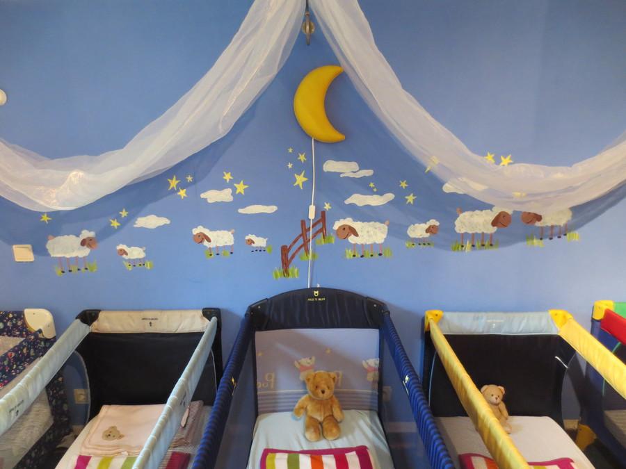 Kindertagespflege Die kleinen Braunschweiger  Raumgestaltung
