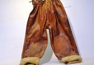 Lederhose für Kinder Gr 92-98-104