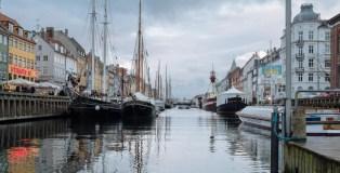 Boote in Kopenhagen: Projekt für Abschlussarbeiten