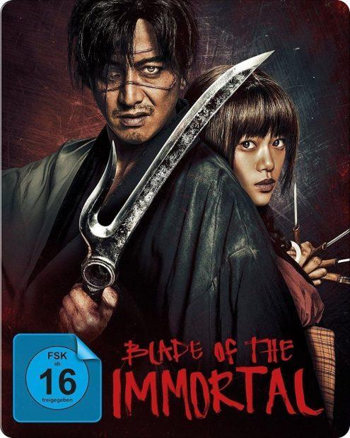 Blade Of The Immortal 2017 Ab 12 Januar Als Single Dvd Blu