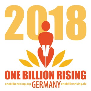 One Billion Rising Deutschland Germany 2018