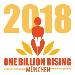 One Billion Rising München 2018 www.onebillionrising.de
