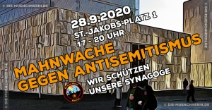 MC Kuhle Wampe München ruft auf zurMahnwache gegeMC Kuhle Wampe München ruft auf zur Mahnwache gegen Antisemitismusn Antisemitismus