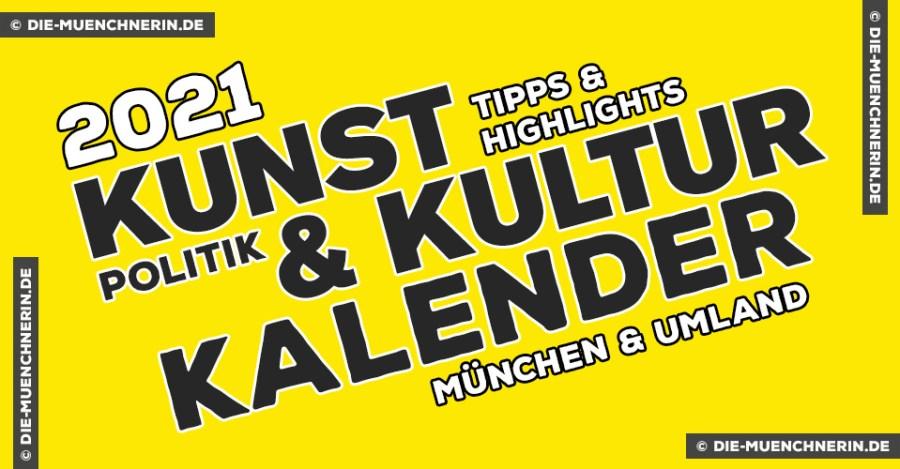 Kulturkalender Die Münchnerin