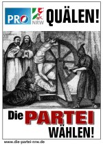 Pro NRW quälen