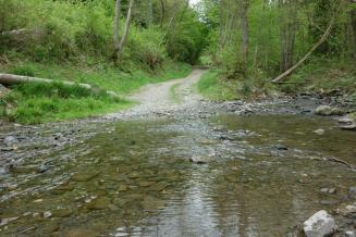 Überquerung Riffelsbach