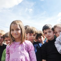 Weltkindertag In Heidelberg Am 23. September 2012 Auf Der Neckarwiese