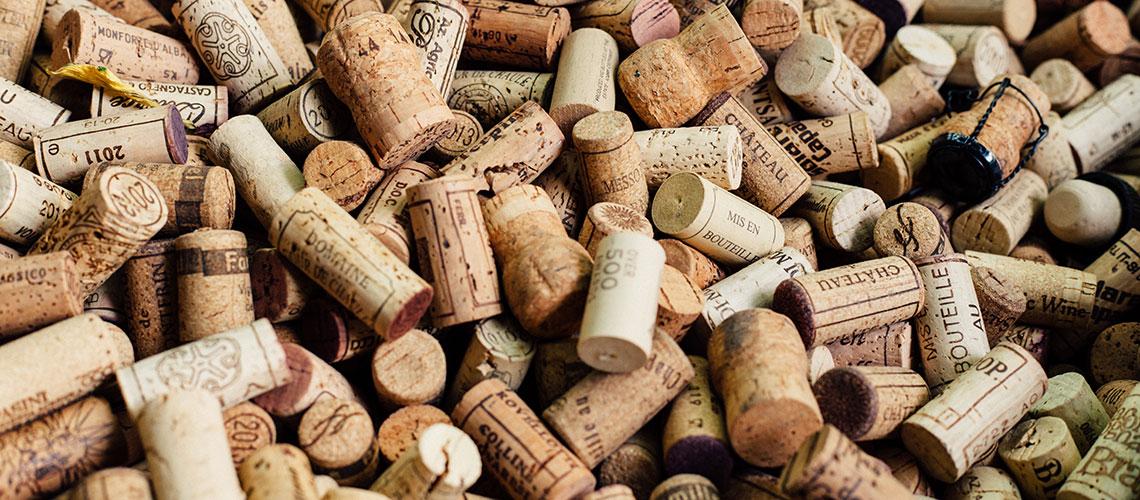 Die Weinschwenker.