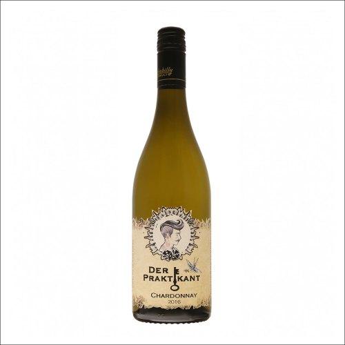 Chardonnay Der Praktikant 2016 vom Rockabilly Kult-Weingut