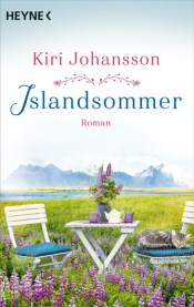 Kiri Johansson: Islandsommer, Cover