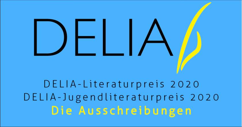 DELIA Literaturpreis Ausschreibung