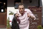 Max Giermann als Rach, der Restauranttester