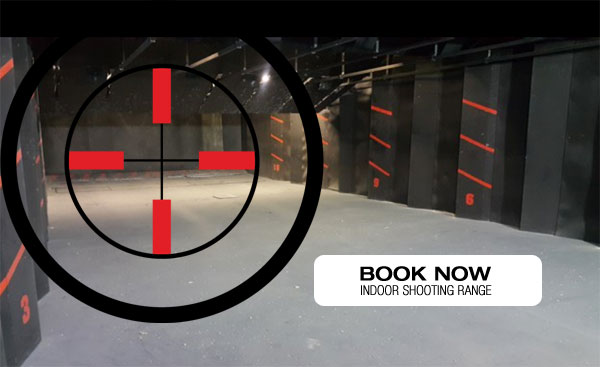 Die Bloumeul Indoor Shooting Range