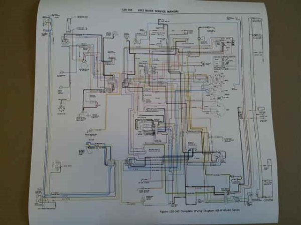 Buick Riviera Part 2 Wiring 1965 Buick Riviera Part 2 Wiring Diagram