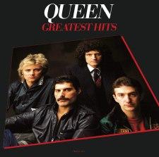 Copertina dell'album Greatest Hits - Queen