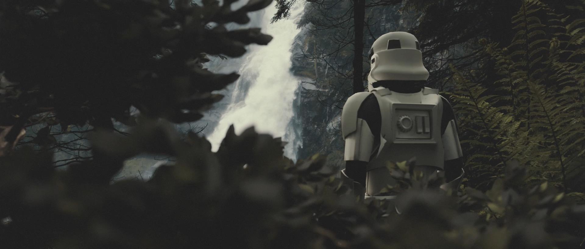 """Kurze Animation """"Star Wars"""""""