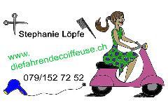 Die mobile Coiffeuse im Raum Bassersdorf Nrensdorf