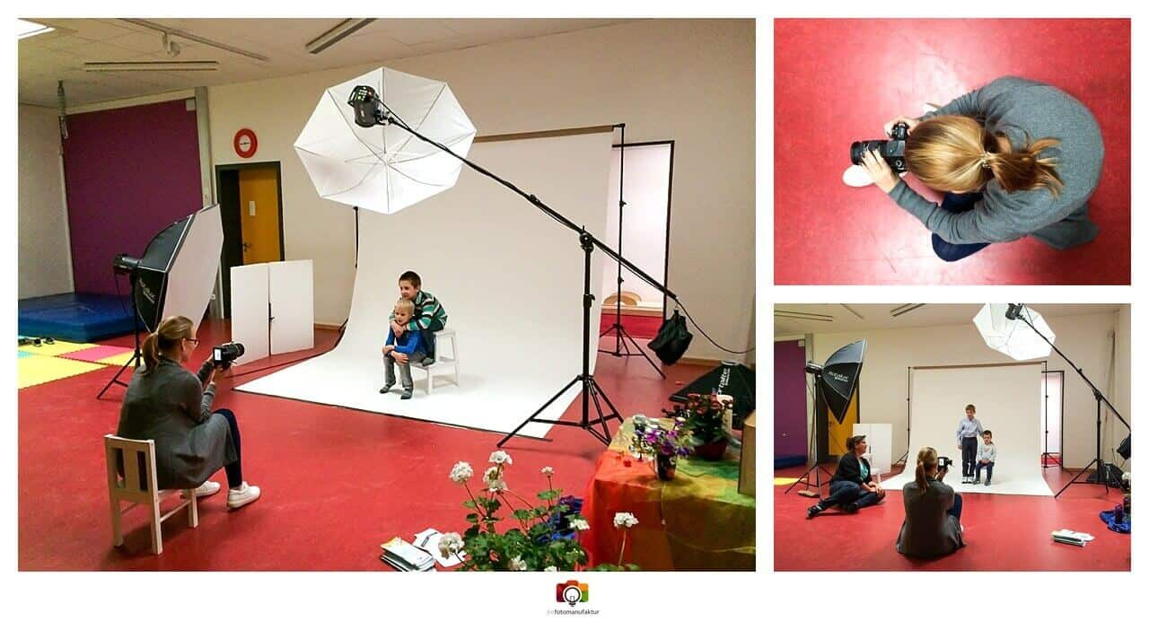 Schulfotografie und Kindergartenfotografie  diefotomanufaktur  Fotostudio Winsen Fotokurs