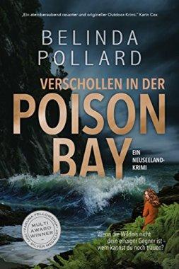 Belinda Pollard: Verschollen in der Poison Bay. Cover