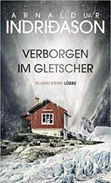 Verborgen im Gletscher Cover