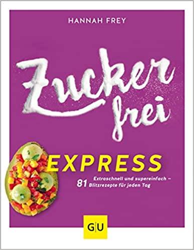 Coverbild Zuckerfrei express
