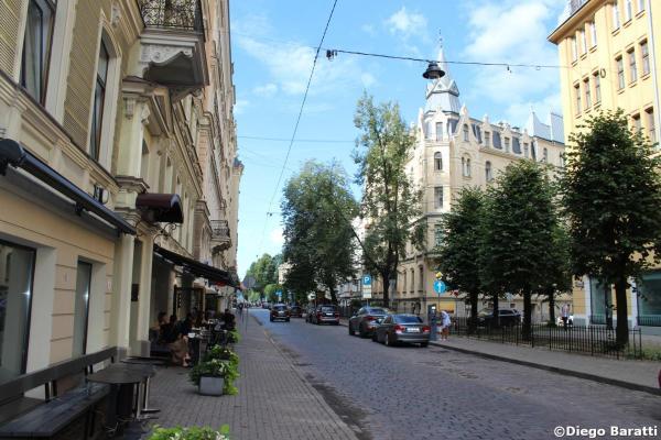 Buildings Art Nouveau,  8.08.18, Riga, Diego Baratt (3)